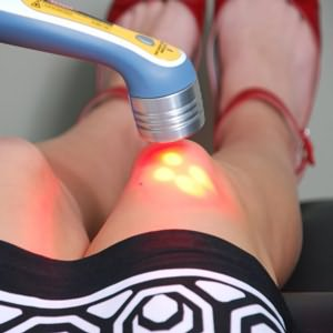 laser foot treatment